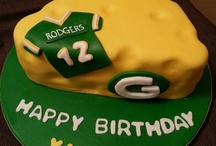 Green Bay Cheese Head Birthday Party / Green Bay Cheese Head Birthday Party