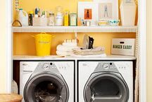 Laundry room / by Breean Rogers