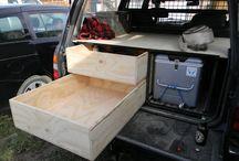 Rangement pour intérieure de voiture
