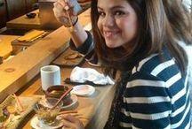 Celebrities & Sushi / Celebrities Who Like Sushi