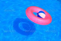 Moodboard - Swimming pool