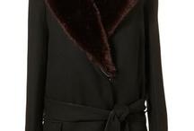 Coats / by Lulu Parkinson