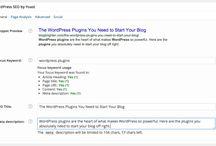 Homepage / Interessante Widgets, Layouts, Einstellungen zwecks Gestaltung der Homepage
