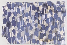 Textiles / Textile Designs for Interiors and/or Clothing