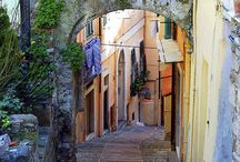Spring break in Toscana, Italy