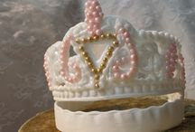 Sugar Art / Royal Icing, Molded sugar pieces, candy art/ decorations, etc.