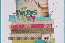 Scrapbook Pages I Love / by Michelle Huegel
