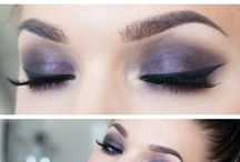 MAC eye makeup