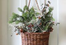 Winter & Cristmas deco idea's ❄⛄❤❄