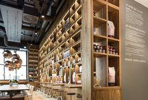 resto, cafe , bar interiors