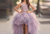 Robe petite princesse