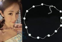 Kalung Fashion Korea Import