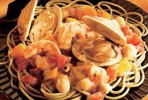 Seafood Meals / by Megan K