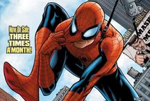 "Brand New Day / Images from all of the Amazing Spider-Man ""Brand New Day"" stories."