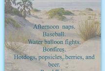 Four Seasons❤Summer ⚾️⛱️