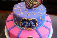 torta de nenas