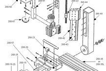 Schematy maszyn i urządzeń