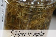 Infusions / Various types of infusions. Recipes and how to make them yourself at home!