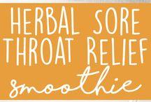 Home Remedies Sore throat