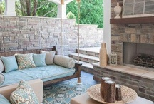 Outdoor spaces / by Kathryn Gorsha