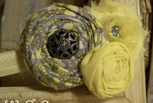 Etsy Head & Hair Accessories / Etsy hair accessories, scarves, & other miscellaneous accessories.