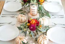 Table settings styling
