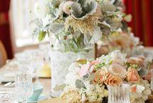 Tea party bridal shoot