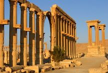 Syria / Elite Tour Club offers Luxury Tours to Syria / by Elite Tour Club