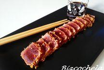 Recetas comida Japonesa