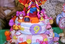 Birthday Party Ideas / by Rosemarie Stols