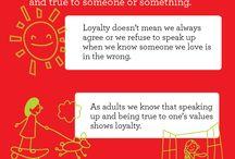 Loyalty!