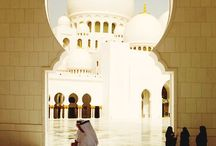 Top holiday attractions in Abu Dhabi / Best places to visit in Abu Dhabi.