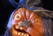 Pumpkin carving design scaryhalloween fete ideas