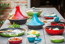 CUISINES OF THE WORLD / Travel the world in your kitchen with our new collection of global-inspired pieces / by Le Creuset