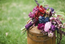 Wedding Flora / Inspiration for fabulous bouquets and floral decor / by Couture Closet