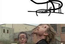 Walking Dead. / by Caitlyn Gibbons