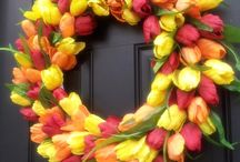 Wreaths for front doors
