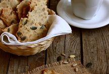 Crachers, grissini e biscotti salati