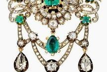 Jewellery ~ Royal Jewels / Beautiful jewels from Royal households throughout history