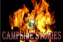 Campside Stories / What would a camping trip be without some stories? I have had many experiences in the great outdoors, which thankfully have been funnier than they were scary. In this section, I want to share some of those stories from friends and myself. I hope you enjoy them and create some of your own in the great outdoors!