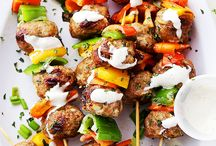 BBQ Recipes / Everything you can throw on a barbecue! Meats, veggies, sauces....all barbecue goodies!