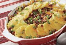 Beef Recipes - Healthy! / by Linda Busta