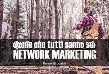 Network Marketing / Hai mai sentito parlare di Network Marketing ? Io ne parlo qui: http://goo.gl/2E4pLJ