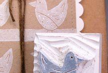 Printblocks and carving
