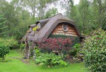 Fairy Home ( cosy living like a fairy )