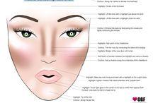 Make up tutorials and tips