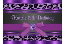 13th Birthday / by Jenna Fox