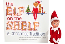 Elf on the Shelf / by Terri Gillespie Tullos