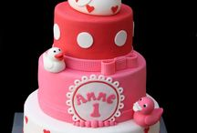 Bakery - Cake Decorating - Kids / by Tonya Vila