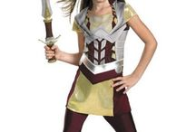 Halloween Costumes for Mighty Girls / A Mighty Girl's Halloween Costume Guide features hundreds of empowering costumes for all ages, from infants to adults, at https://www.amightygirl.com/halloween